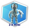INTERAKTYWNY ROBOT DOCTOR WHO CYBERMAN ATTACK CE